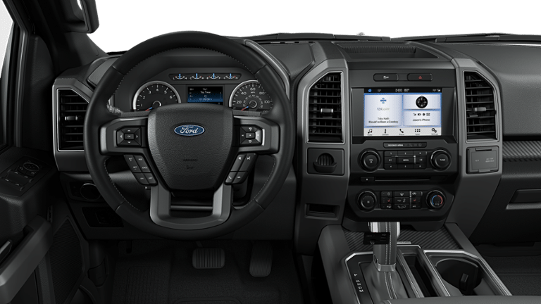 New 2019 Ford F-150 Truck XLT Agate Black For Sale in San Bernardino